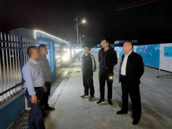 淄博市周村区住房和城乡建设局:思想意识不放松 夜查常态化