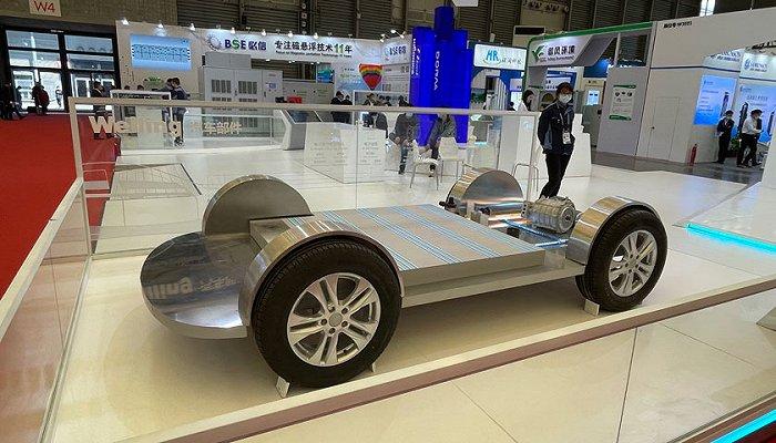 美的也要进军新能源车?实为旗下汽车部件公司将发新品