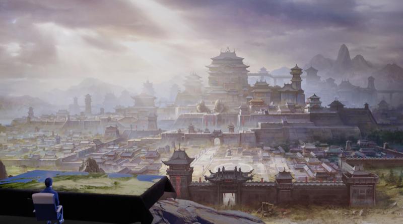 大型历史场景课《隐秘的细节》上线 从文物古籍看可爱的中国