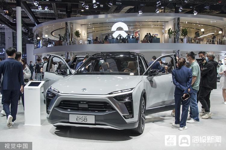 """中国新能源汽车争相""""出海"""" 进军欧洲市场"""
