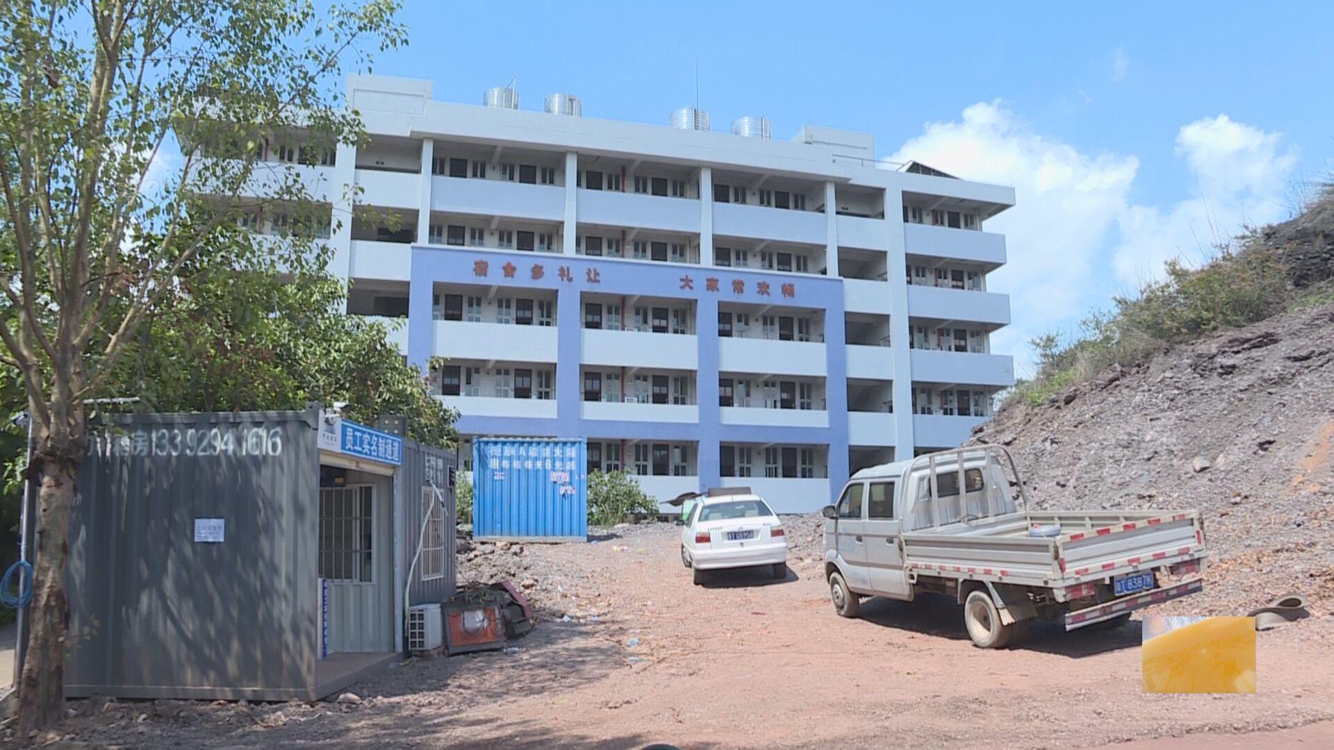 中山市第二中学扩建进行中 新建面积过万平方米