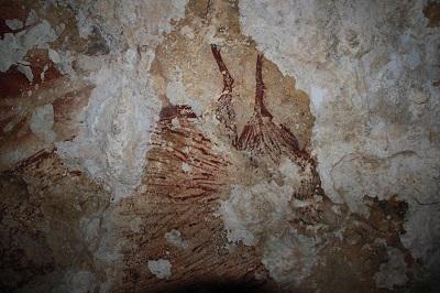 """气候变化正将考古学推入""""困境"""",古代岩画最近数十年加速侵蚀"""