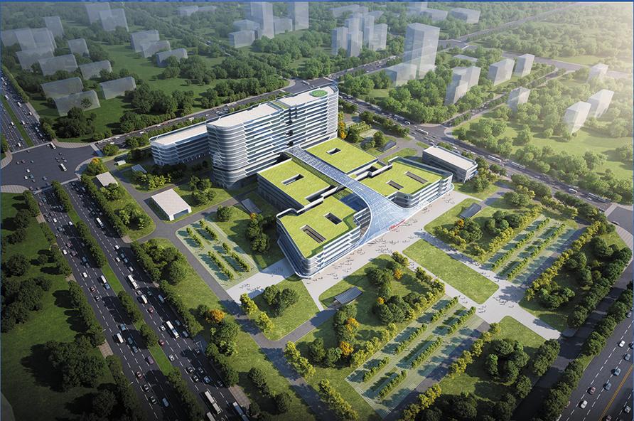 濮阳将新建一所医院!