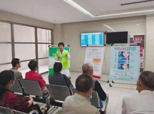 """西安市第三医院临床第一党支部开展""""党员奉献日""""志愿者服务活动"""