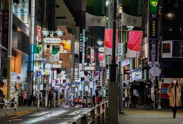 日本2020年度GDP下降4.6% 呈现战后最大下滑