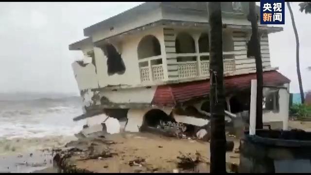 """热带气旋""""陶特""""造成印度至少30人死亡,超20万人撤离"""