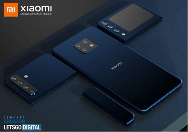 小米模块化手机专利曝光:方便更换电池和摄像头
