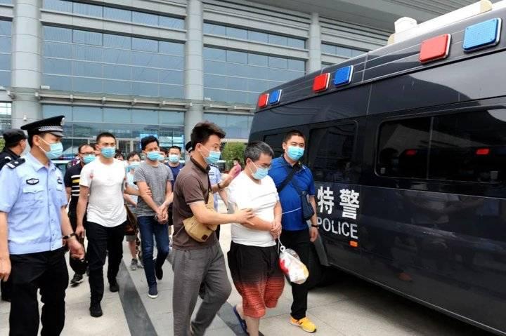 这个跨境赌博犯罪团伙被枣庄警方一举端掉