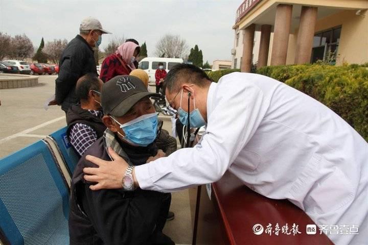 即墨:205名医生走遍14个镇街,村民家门口享受免费问诊