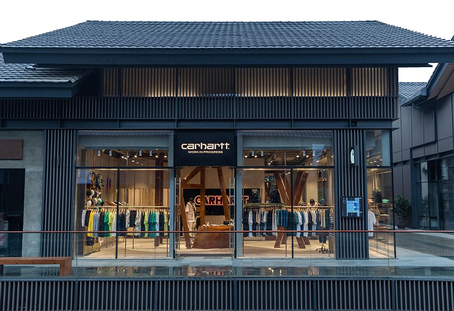 Carhartt WIP 成都太古里旗舰店现已开业!限定单品刚刚曝光!