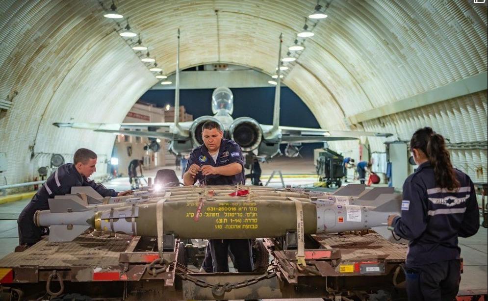冲突爆发前,拜登批准给以色列补充7亿美元弹药