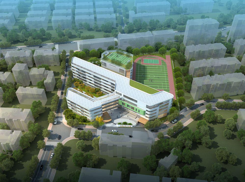 明年二月投用 建德新安江第二小学新建工程有新进展