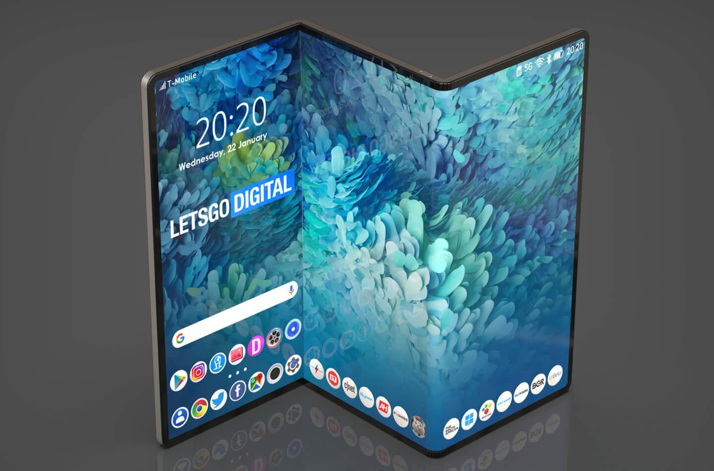 三星 Galaxy Z Fold 3 爆料:骁龙 888 芯片、屏下摄像头