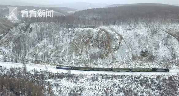 视频 慢车情长①丨大山里的生命线图片