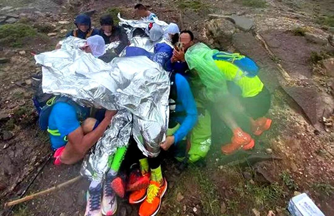 黃河石林山地馬拉松21死事故 | 曾兩次發布賽事天氣預報