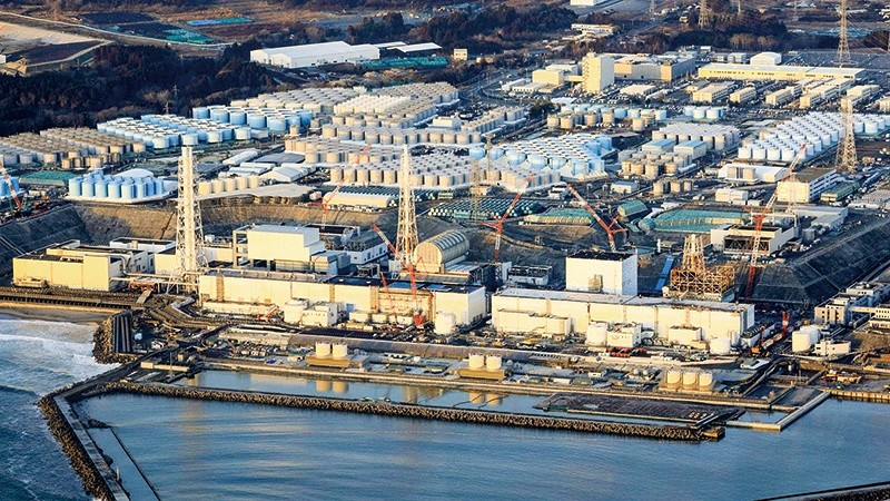 """官宣""""核污入海""""后,福岛核电站接连多次泄漏"""