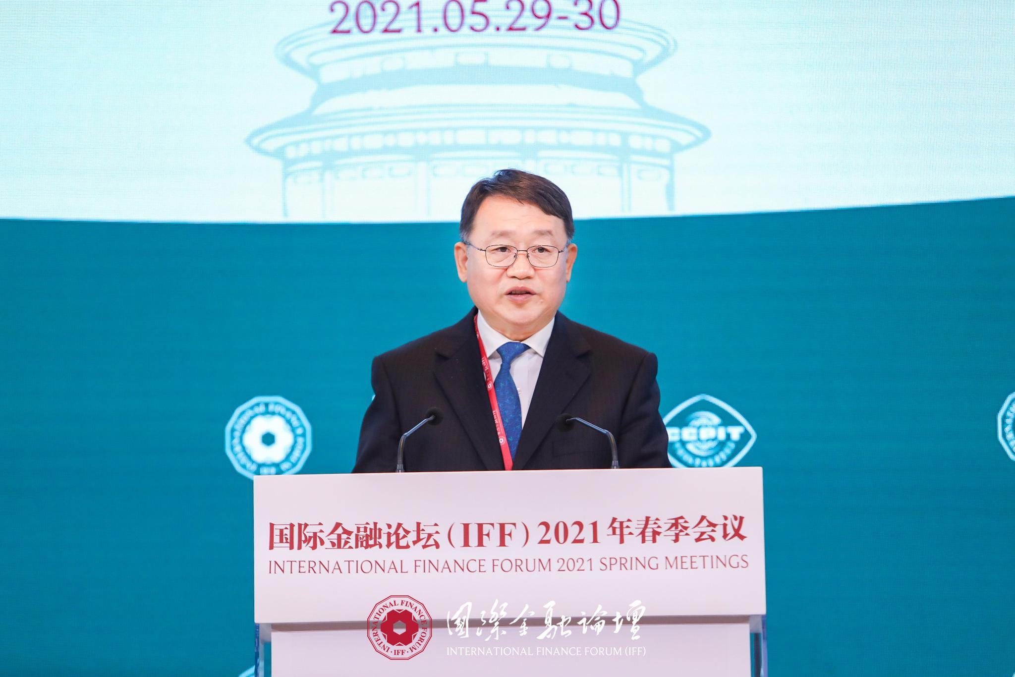 银保监会梁涛:部分国际大宗商品价格大幅上涨需高度关注