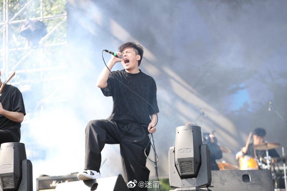 木马乐队引领全场合唱嗨翻天,全国乐迷齐聚济南迷笛