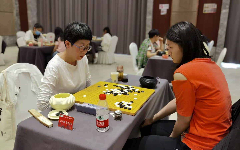 中国围棋队选拔赛落幕,芮乃伟叹小朋友非常厉害