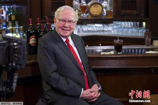 91岁巴菲特选出继任者:公司副董事长格雷格·阿贝尔