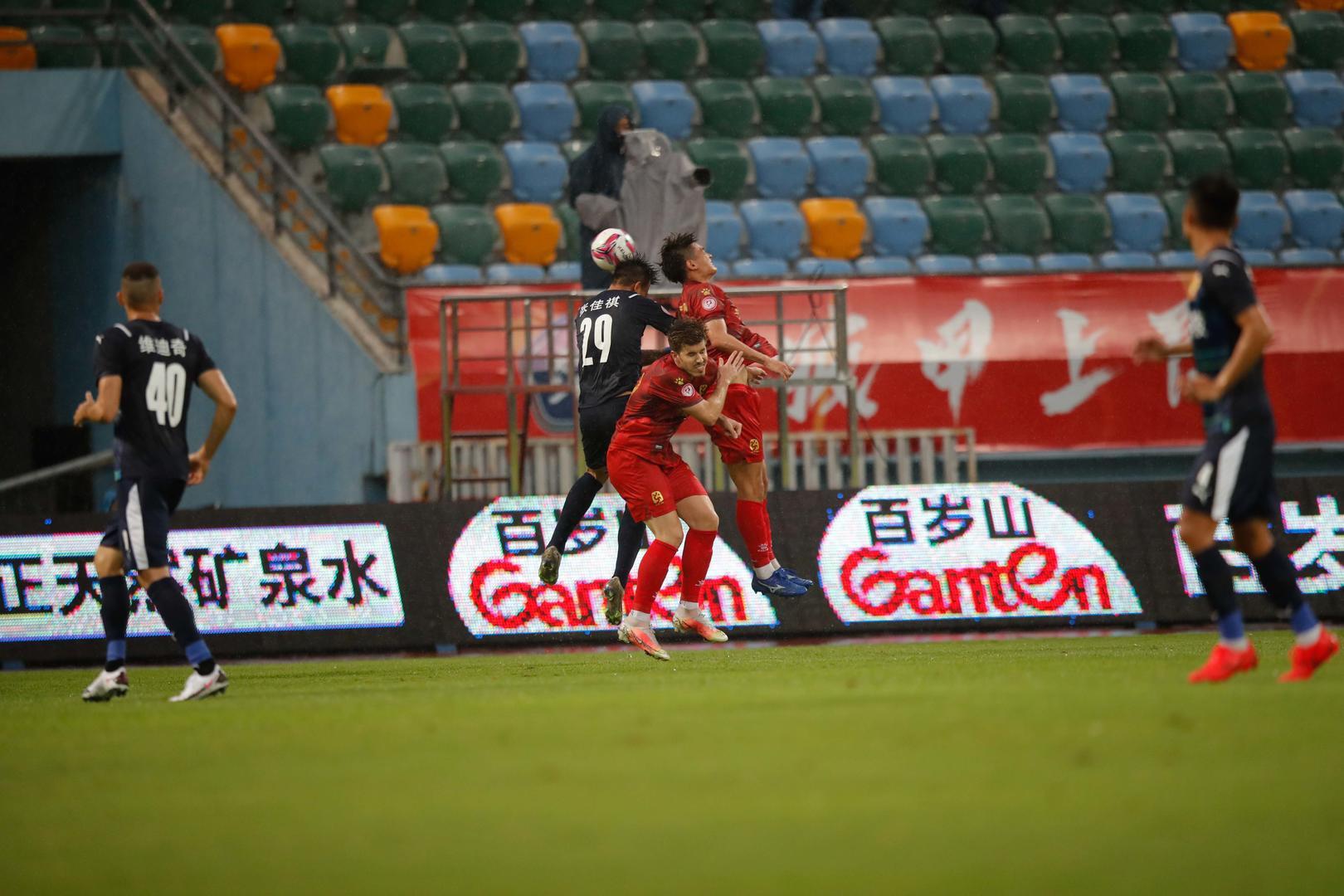 中甲惊现球队老板替补登场 对战四川九牛7分钟零触球