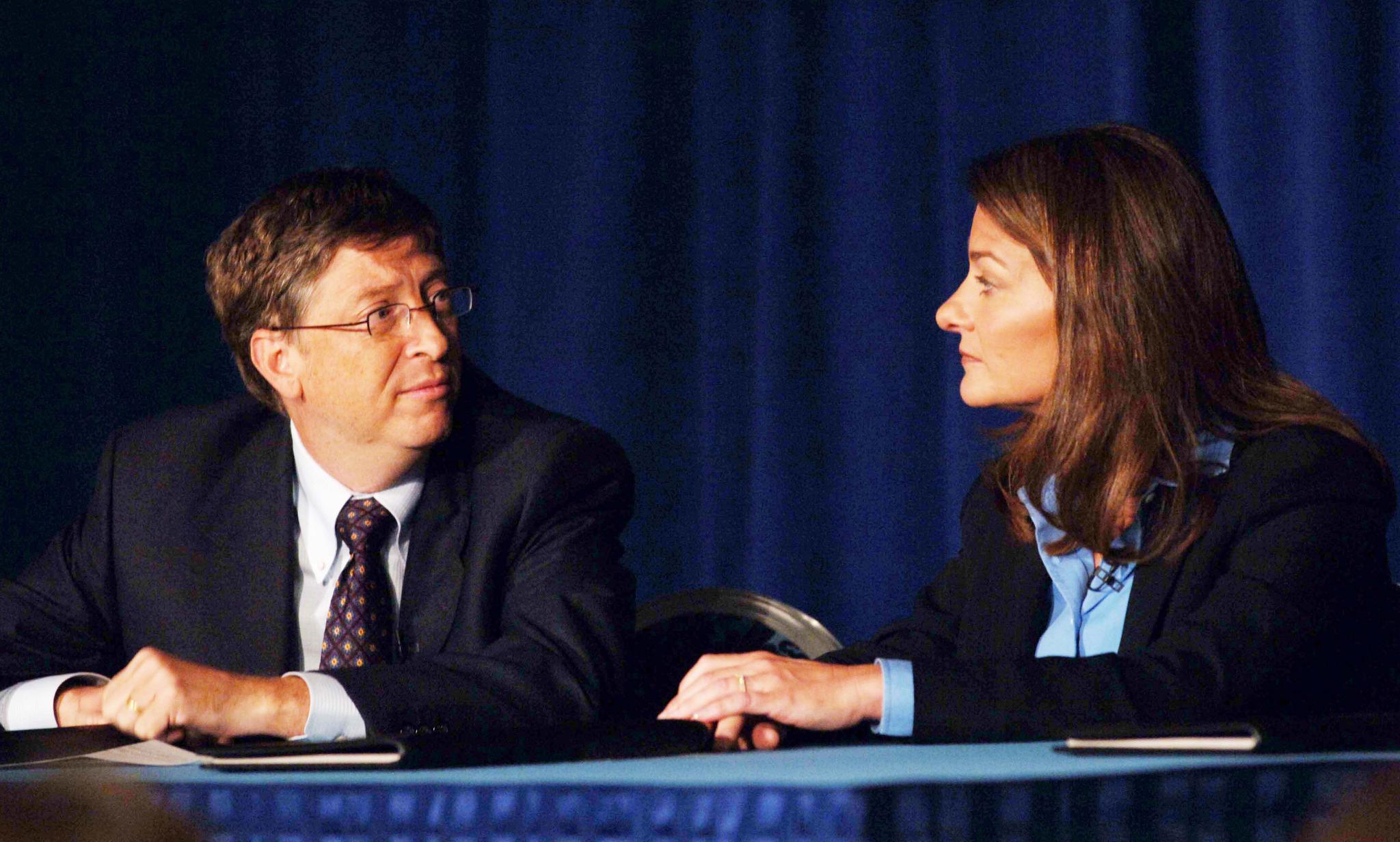 盖茨夫妇离婚:27年婚姻=平等伙伴关系?