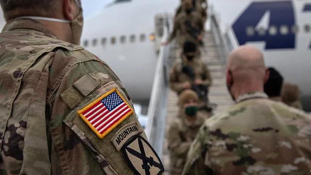 美国中央司令部:美军从阿富汗全面撤军行动已完成2%至6%