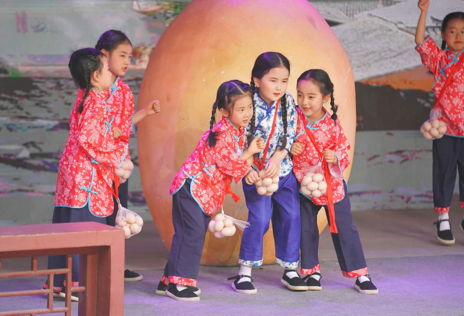 斗蛋、称人……北京民俗博物馆举办民俗文化展示喜迎立夏