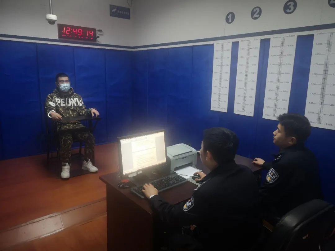 【反电诈在行动】经开公安抓获一名涉嫌帮助信息网络犯罪活动嫌疑人