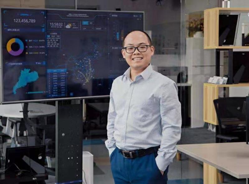 【湾区新青年】 研发AR技术找到广阔空间, 80后香港青年来莞创业