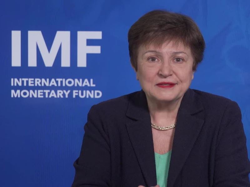"""国际货币基金组织响应拜登:为避免贸易战,支持21%""""全球最低企业税率"""""""