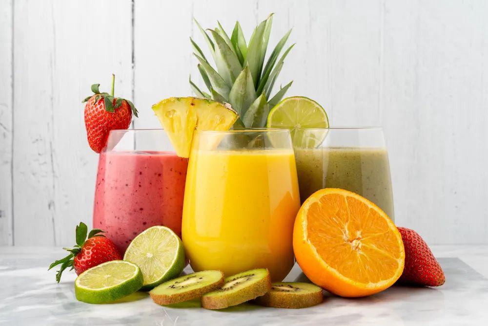 果汁可能并不比可乐更健康!