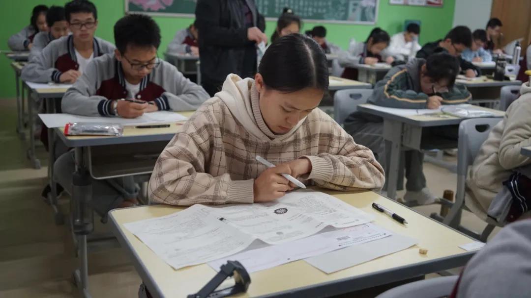【喜报】湖南师范大学附属高阳学校高一年级在期中联考中再创佳绩