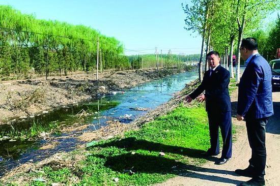 宝坻区检察院联合区水务局开展专项巡查活动
