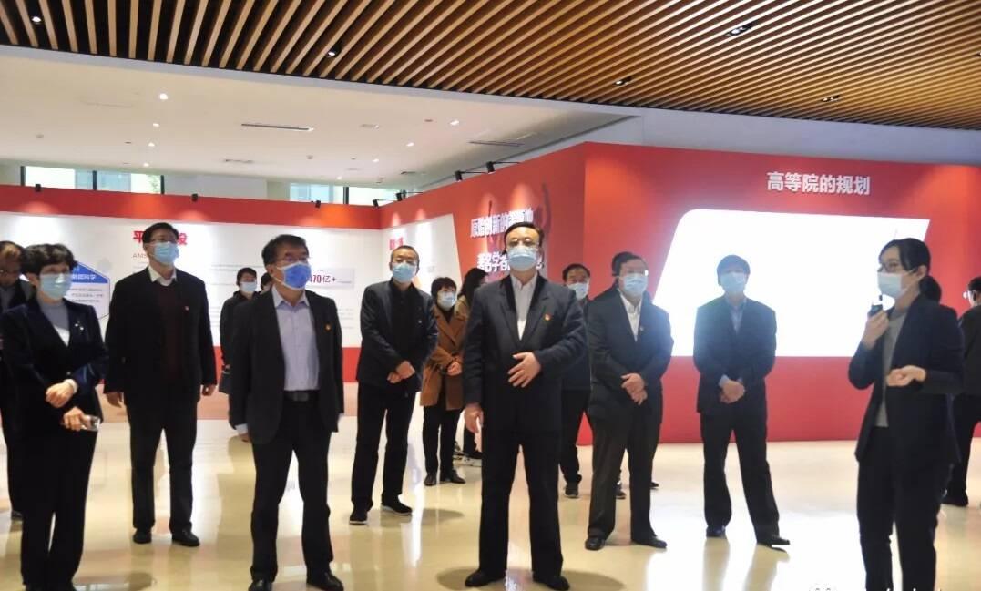 山东省和济南市人大常委会机关开展主题党日活动 参观山东高新技术企业