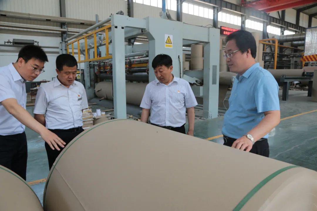 山西襄汾农商银行汇聚金融力量助力企业发展