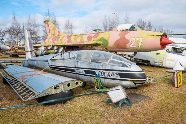 私人航空博物馆濒临倒闭 珍贵文物无家可归