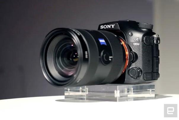 报道称索尼已停产数码单反产品线,重心转移至无反相机