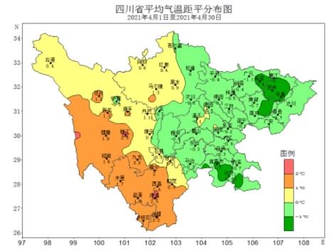 预计5月四川还有4次降水过程,专家建议关注农区干旱、重视林区防火