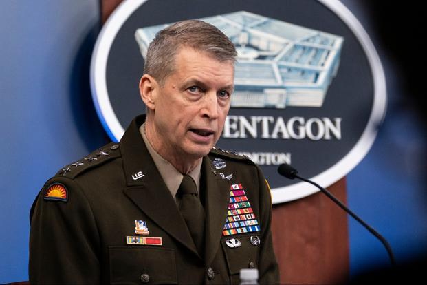 """预算听证会上,美国民警卫队负责人:最紧迫建立""""太空国民警卫队"""""""