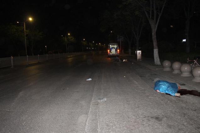 连续奋战十二小时,菏泽开发区交警破获交通肇事逃逸致人死亡案