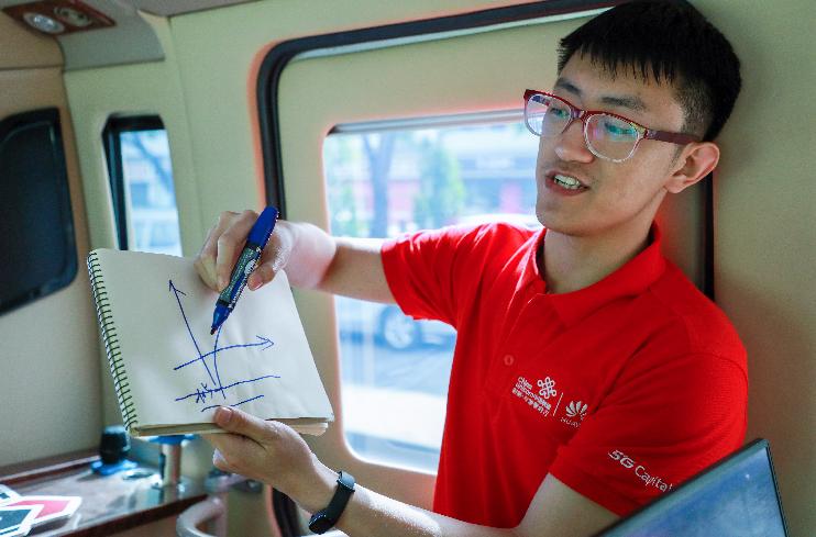 北京城里的5G信号到底哪里强哪里弱?带你实测5G网速