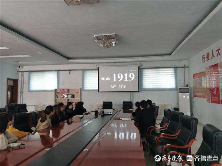阳信县商店镇:不忘初心跟党走 助推商店新发展