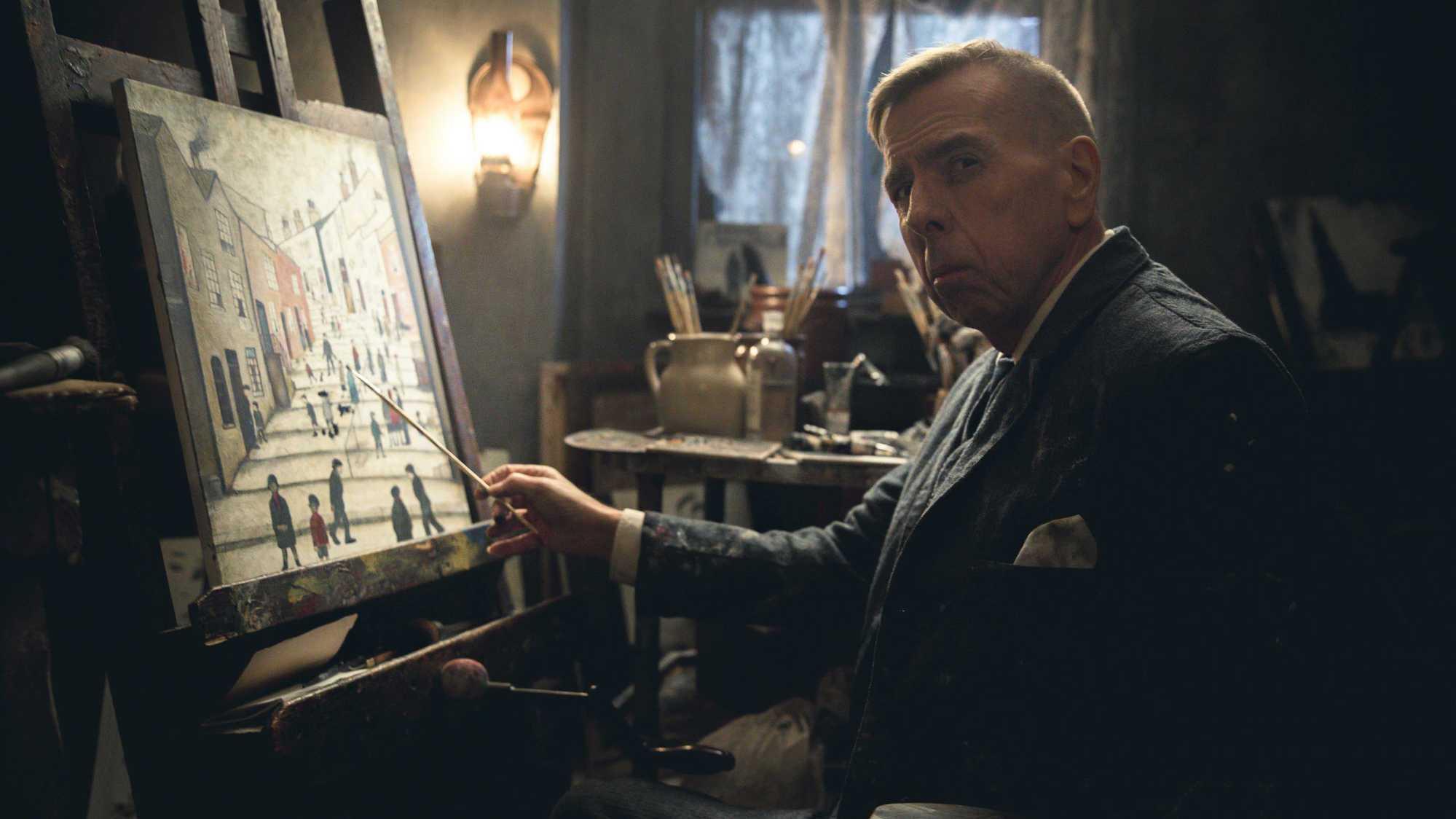 演完画家后,《透纳先生》主演蒂莫西·斯波要办个人画展