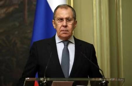俄罗斯外长拉夫罗夫:俄方将反击西方国家任何制裁