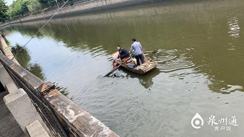 泉州市区芳草园旁内沟河中漂浮着一名女子……