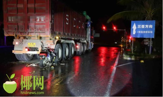 三亚发布重点车辆典型事故案例,致3人死亡