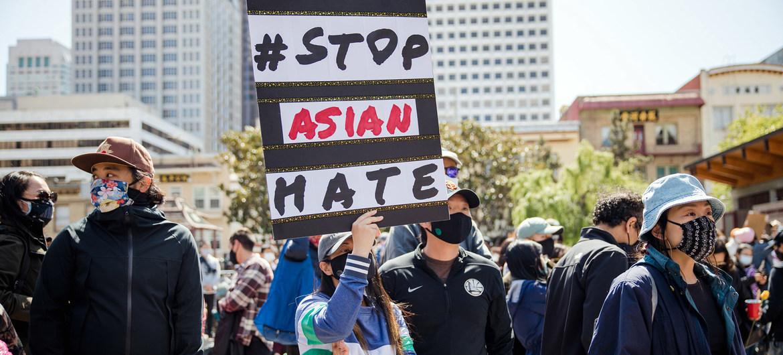 针对亚裔的仇恨犯罪案件激增 美媒:美国走向种族公正太难!