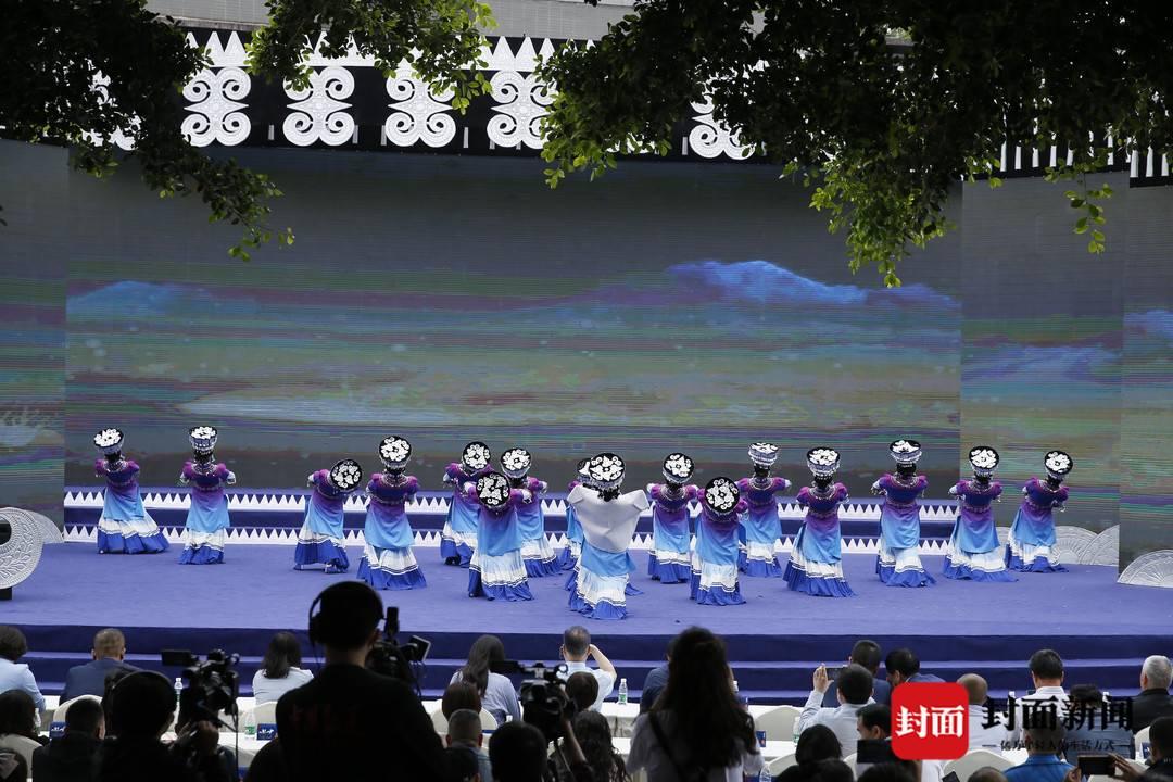 冕宁县向成都市民发出邀约:到攀西第一城感受诗与远方