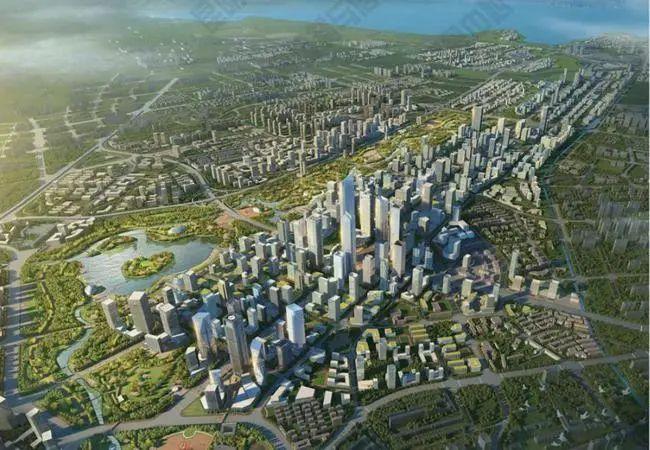 """昆明这个""""亚洲第一""""的中央公园长这样!计划25日开建,位置在→"""